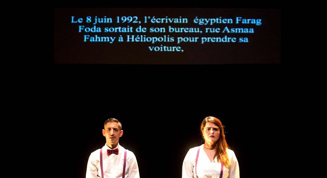 Avant la révolution - Critique sortie Théâtre Paris Le Tarmac