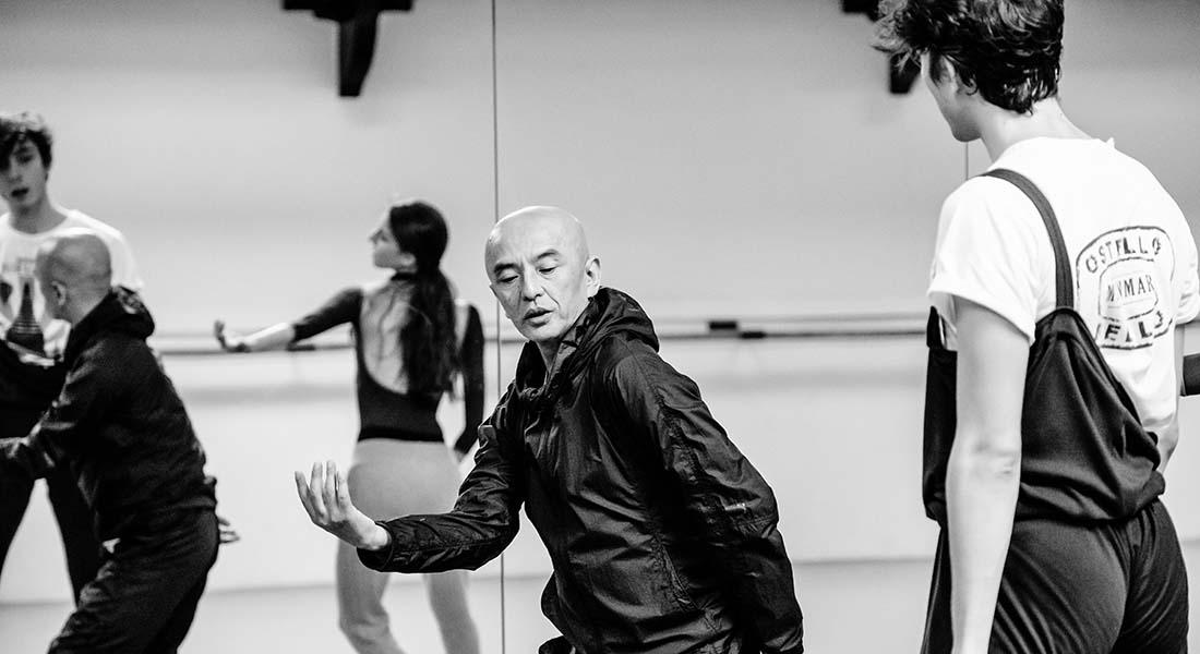 Programme Balanchine /Teshigawara / Bausch - Critique sortie Danse Paris Palais Garnier