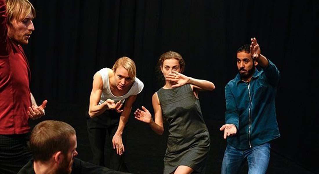 Scena Madre - Critique sortie Danse Montigny-le-Bretonneux Théâtre de Saint-Quentin-en-Yvelines
