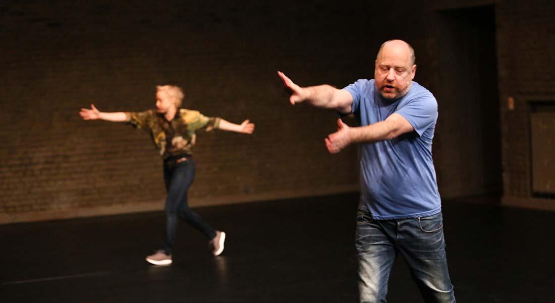 Shown & Told - Critique sortie Danse Paris Centre Pompidou