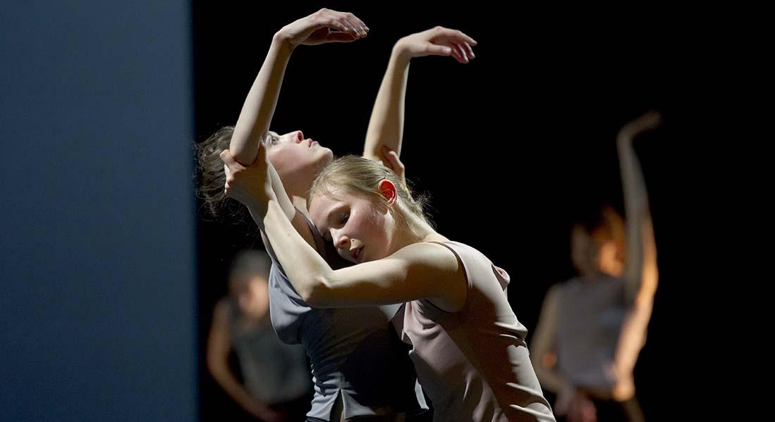 Sur le silence du temps - Critique sortie Danse Bezons Théâtre Paul Eluard