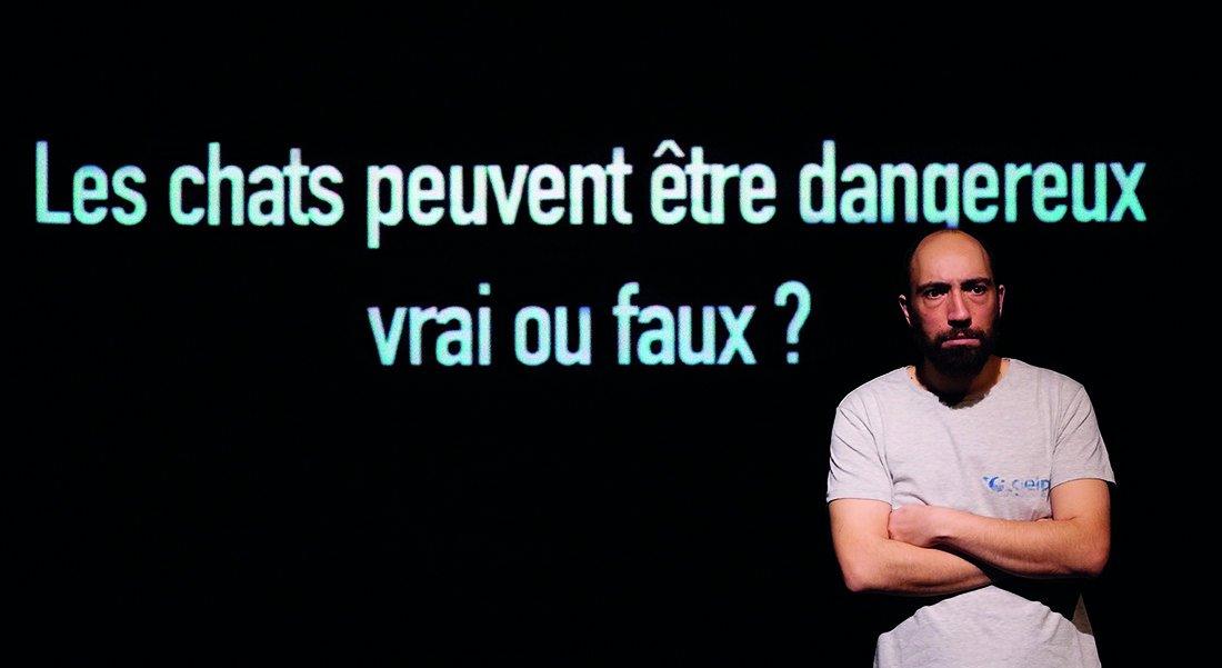 #Vérité - Critique sortie Théâtre DIJON Théâtre Dijon Bourgogne - Centre Dramatique National