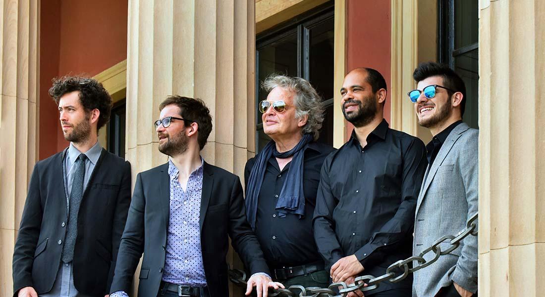 Emile Parisien Quintet - Critique sortie Jazz / Musiques Sceaux Les Gémeaux - Scène Nationale