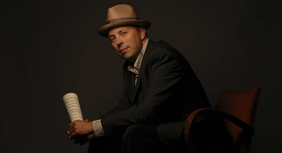 Antoine Hervé, « Make 'em Laugh » - Critique sortie Jazz / Musiques Suresnes Théâtre de Suresnes Jean-Vilar