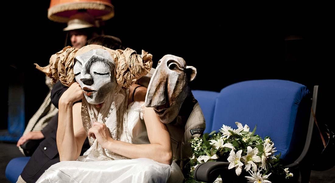 Une cArMen en Turakie - Critique sortie Théâtre Montigny-le-Bretonneux Théâtre de Saint-Quentin-en-Yvelines