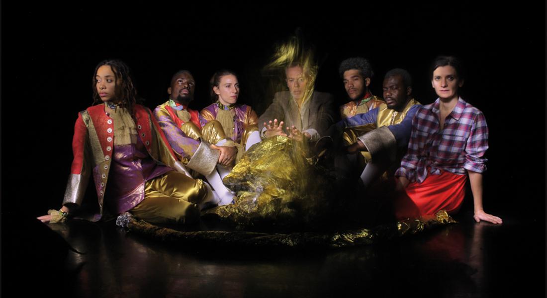 Corps pour corps : l'opéra Hip Hop est né - Critique sortie Classique / Opéra  THEATRE JACQUES PREVERT