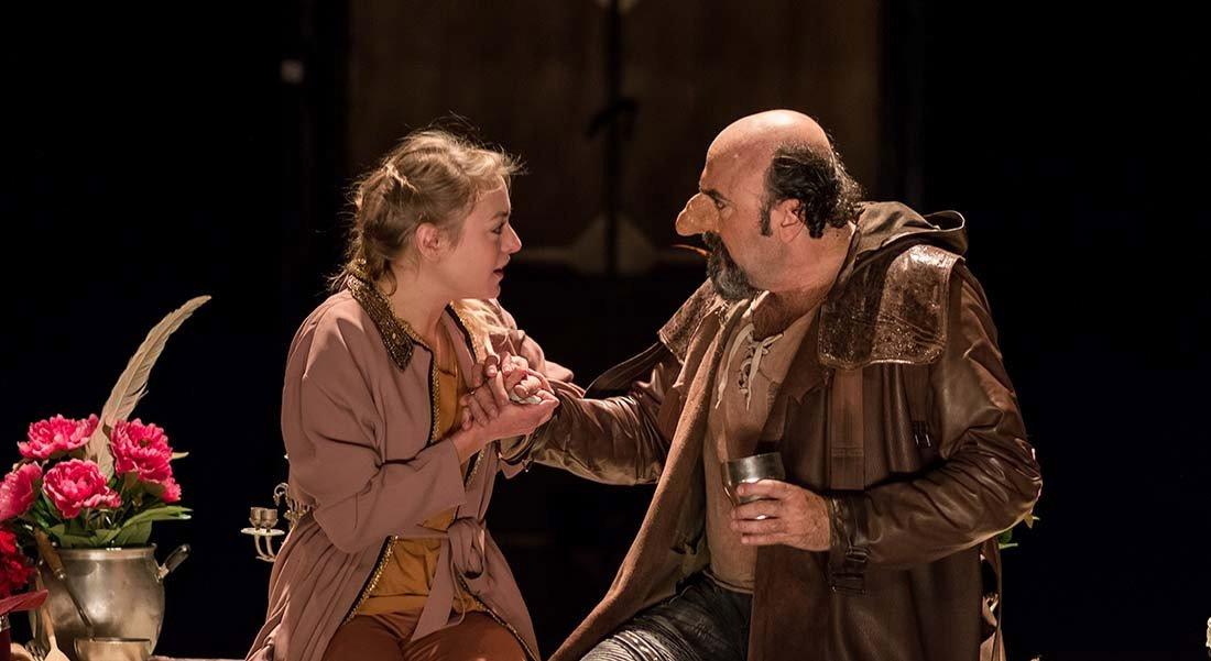 Cyrano - Critique sortie Théâtre Paris Théâtre de la Tempête