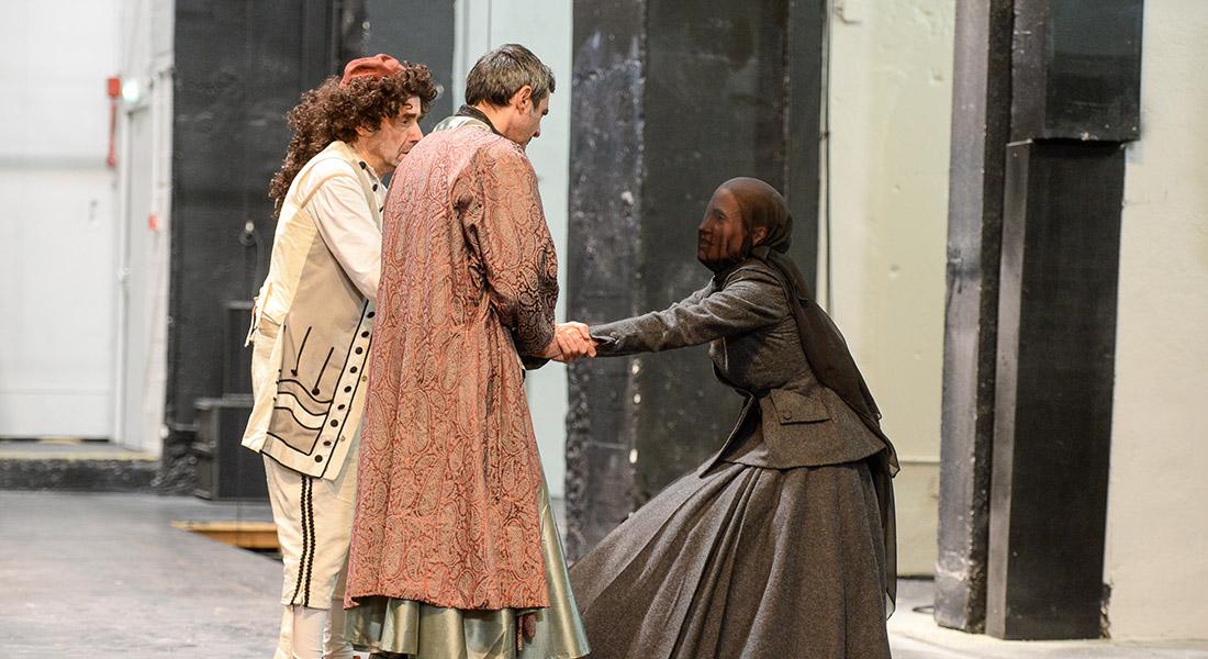 Dom Juan - Critique sortie Théâtre Aubervilliers Théâtre de la Commune