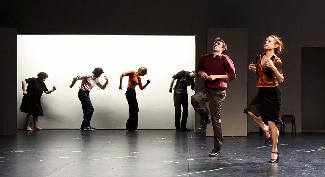 ¡ Esmerate ! - Critique sortie Danse Paris Théâtre National de la Danse de Chaillot