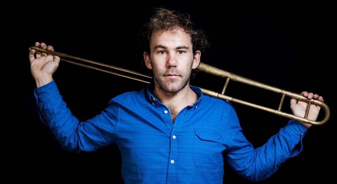 Fidel Fourneyron Tromboniste suractif - Critique sortie Jazz / Musiques Paris L'Atelier du Plateau