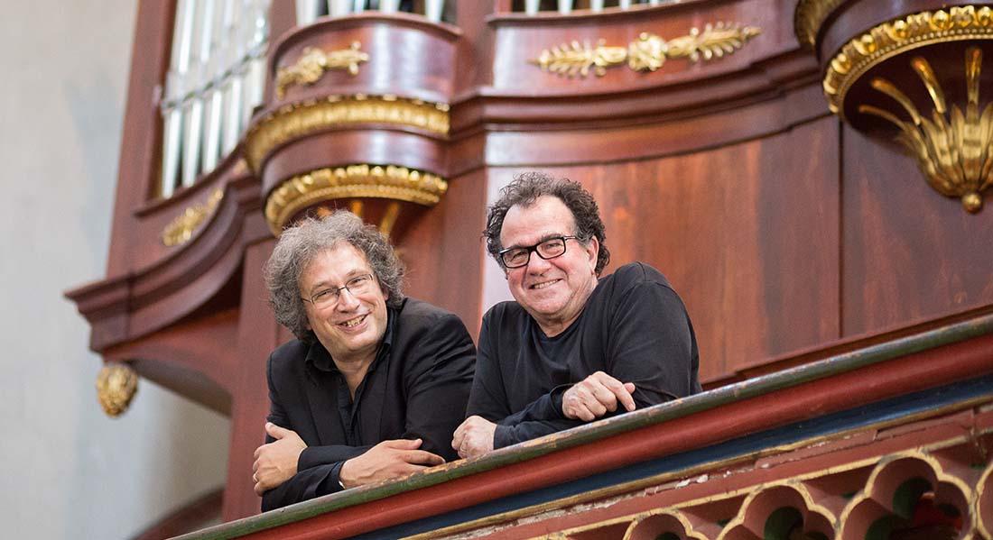 Richard Galliano et Thierry Escaich - Critique sortie Jazz / Musiques Paris Eglise Saint-Etienne-du-Mont