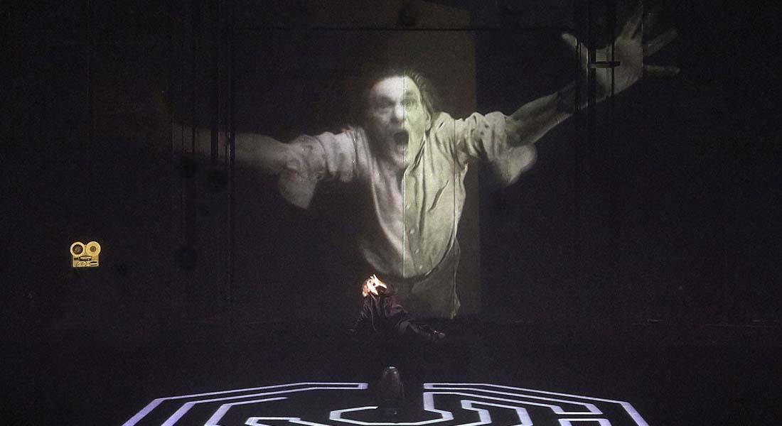 Hamlet, je suis vivant et vous êtes morts - Critique sortie Théâtre Alfortville La Muse en circuit - Centre national de création musicale