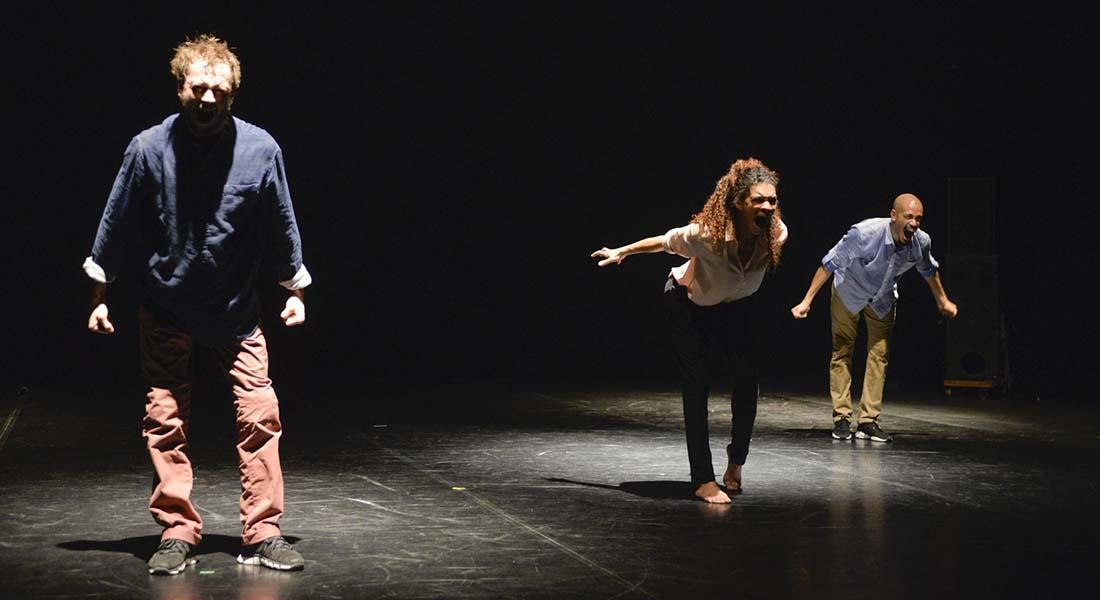 Icône - Critique sortie Danse Tremblay-en-France Théâtre Louis Aragon