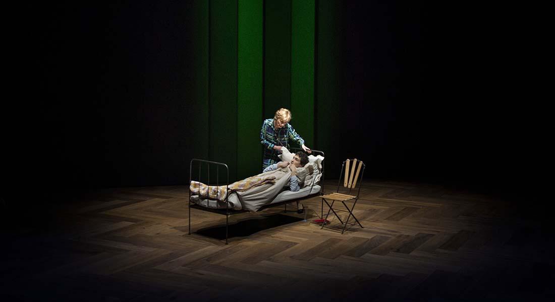 Enfance et adolescence de Jean Santeuil - Critique sortie Théâtre Toulouse Théâtre national de Toulouse
