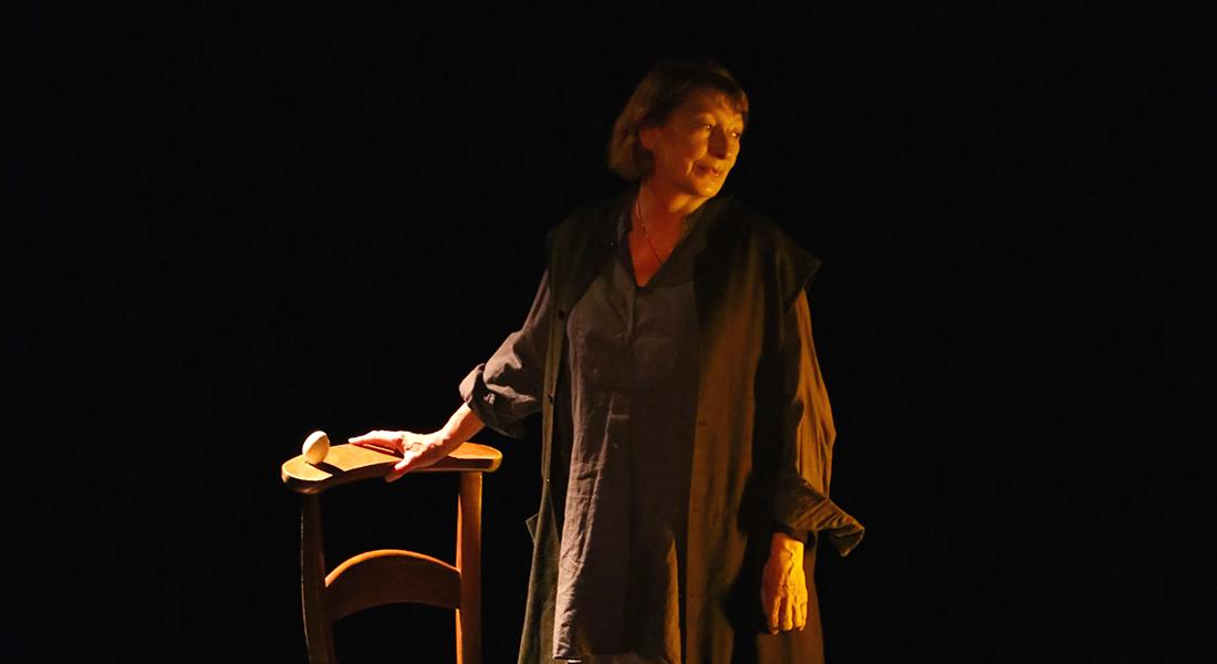 L'Art de Suzanne Brut - Critique sortie Théâtre Paris Théâtre Les Déchargeurs