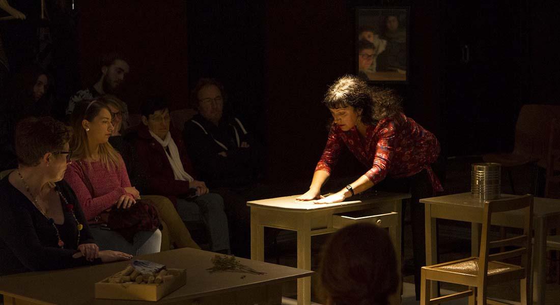 L'Autre Fille - Critique sortie Théâtre Béthune Comédie de Béthune - Centre dramatique national Nord - Pas-de-Calais.