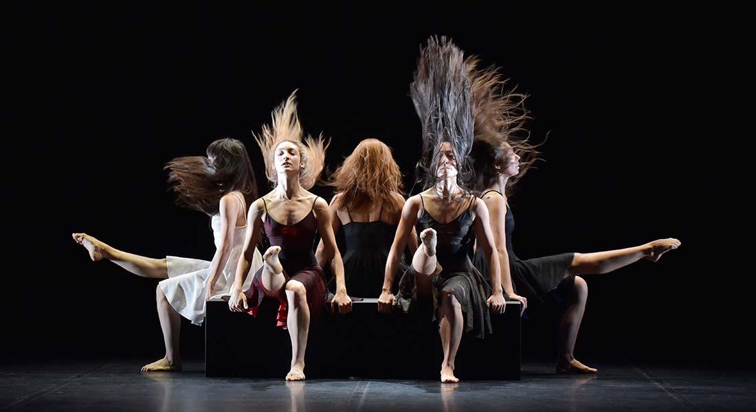 La Fresque - Critique sortie Danse Paris Chaillot - Théâtre national de la danse
