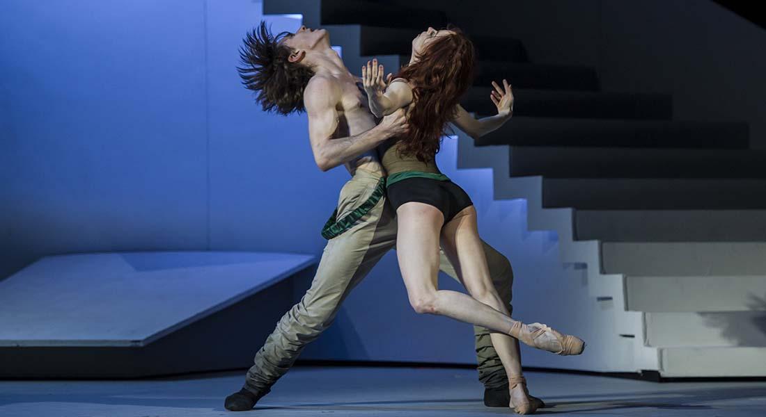 La Mégère apprivoisée - Critique sortie Danse Monaco