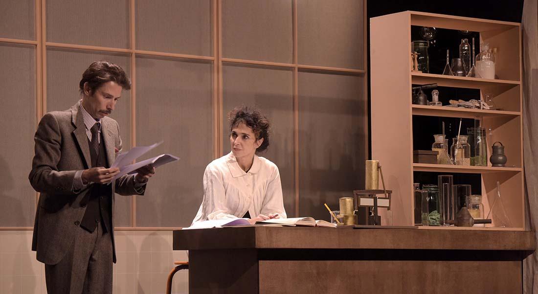 Le paradoxe des jumeaux - Critique sortie Théâtre Paris Théâtre de la Reine Blanche