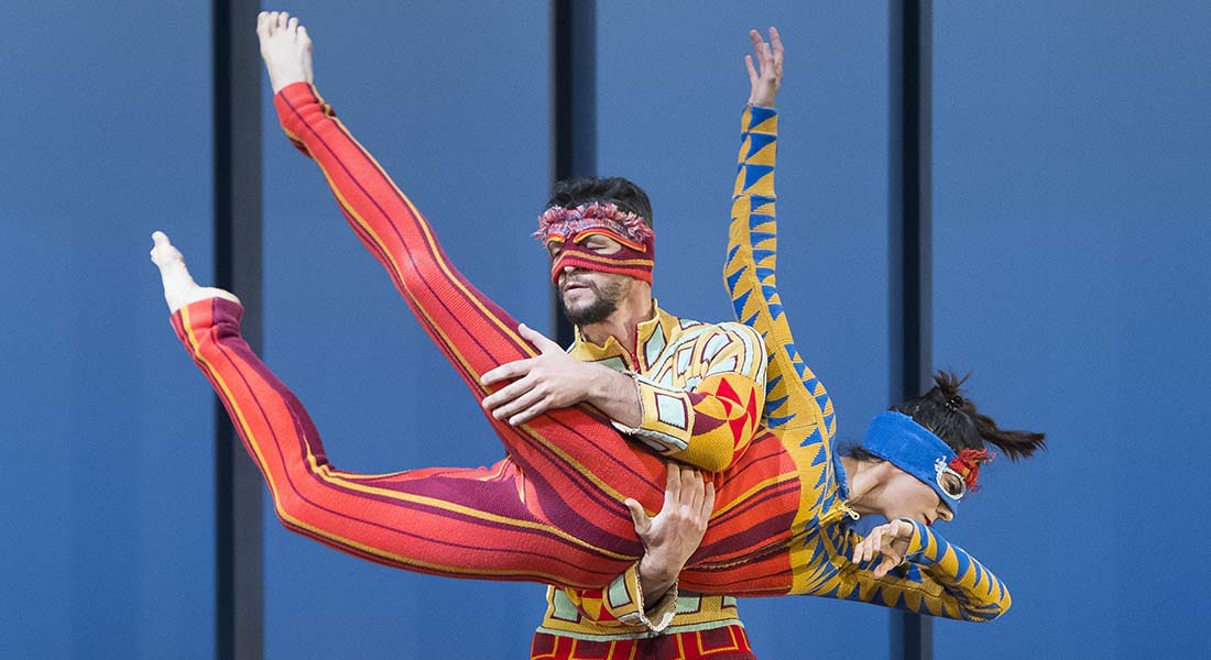 Nouvelles pièces courtes - Critique sortie Danse Paris Chaillot - Théâtre national de la danse