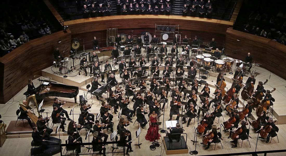 Chœur et Orchestre philharmonique de Radio France - Critique sortie Classique / Opéra Paris Maison de la Radio