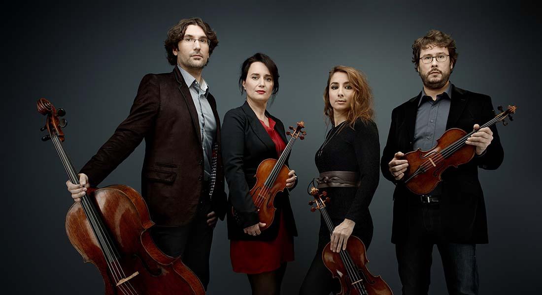 Quatuor Psophos - Critique sortie Classique / Opéra Paris Bal Blomet