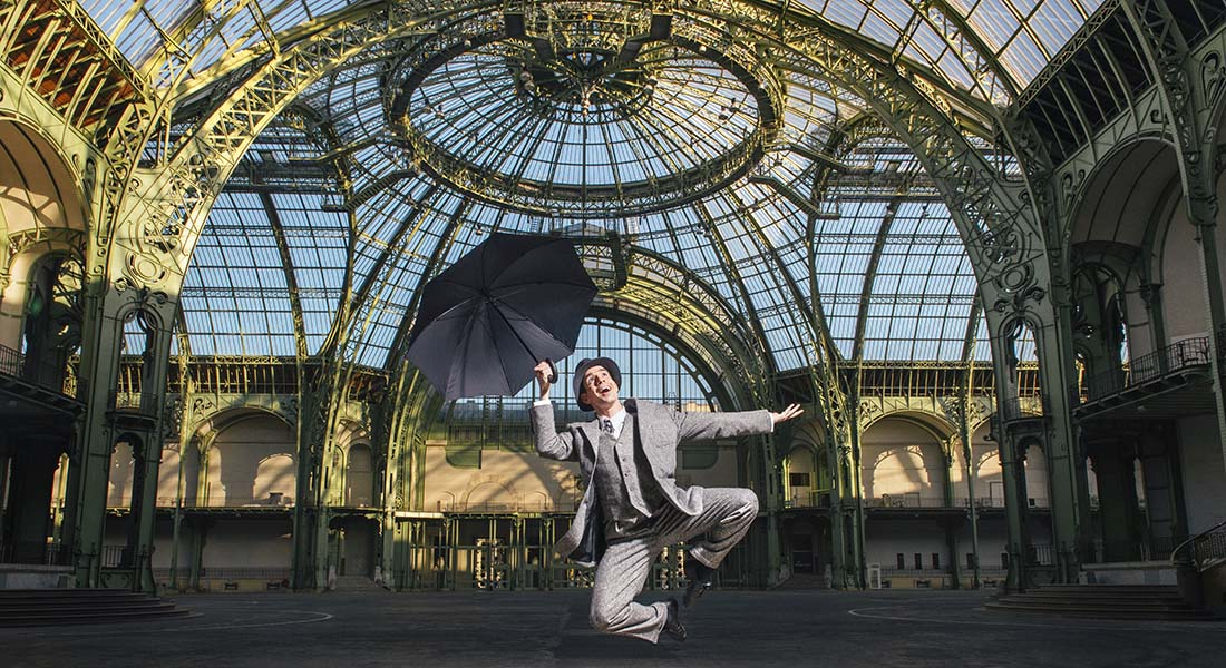 Singin' in the Rain au Grand Palais - Critique sortie Classique / Opéra Paris Grand Palais