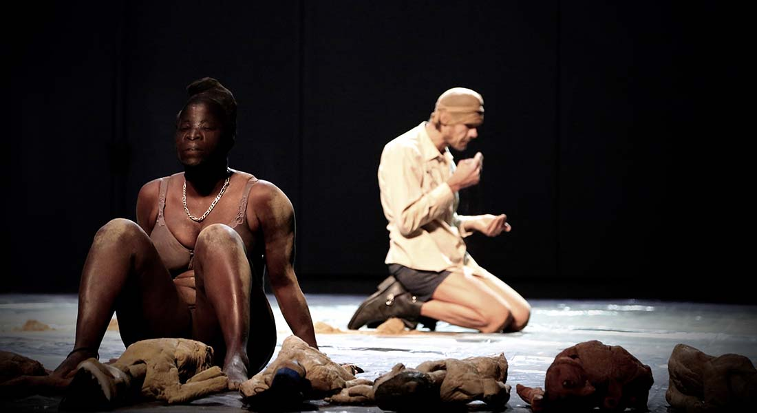 Tapis Rouge - Critique sortie Danse Paris Atelier de Paris – Carolyn Carlson