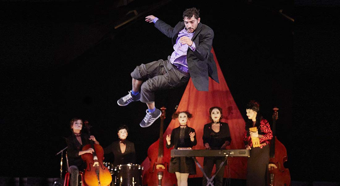 Terabak de Kyiv - Critique sortie Théâtre Paris Le Monfort Théâtre