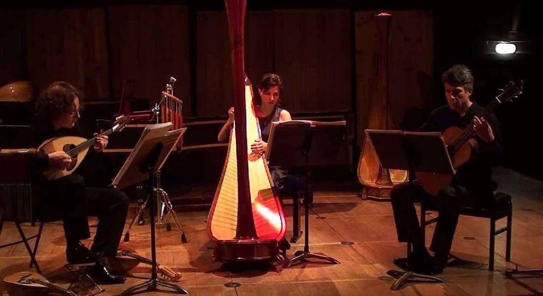 Trio Polycordes - Critique sortie Classique / Opéra Montreuil Concert « Pincées résonnantes » à La Marbrerie