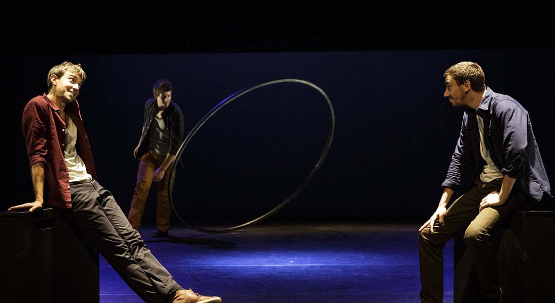 Festival Un Air de famille - Critique sortie Théâtre Vélizy-Villacoublay L'Onde - Théâtre Centre d'art
