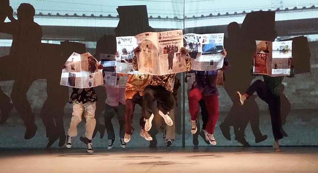 Via Kanana - Critique sortie Danse Paris Grande Halle de la Villette
