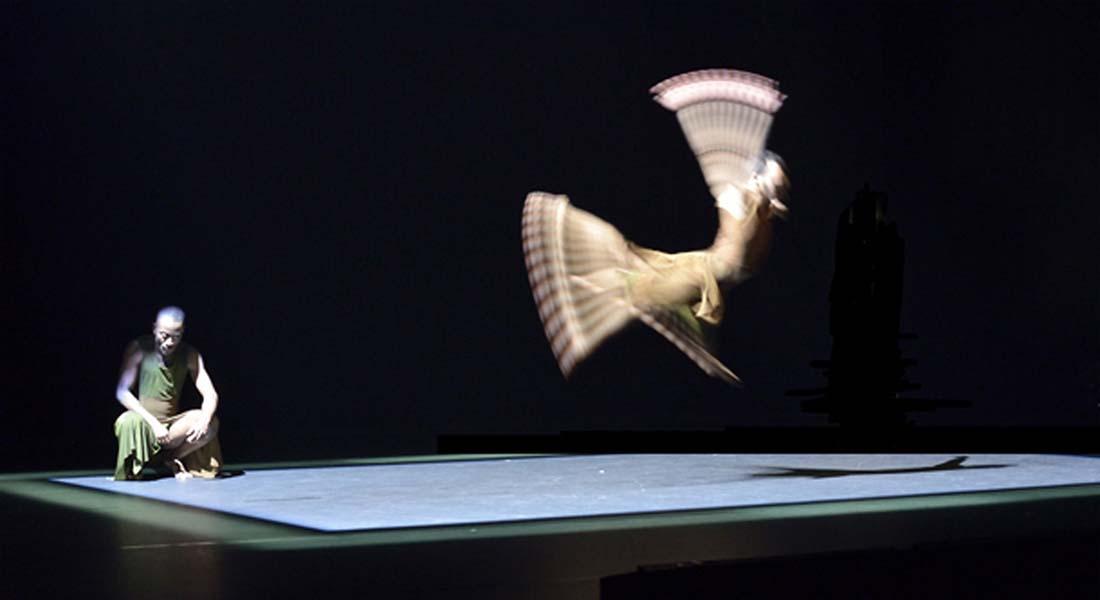 Dakhla - Critique sortie Danse Sceaux Les Gémeaux - Scène Nationale