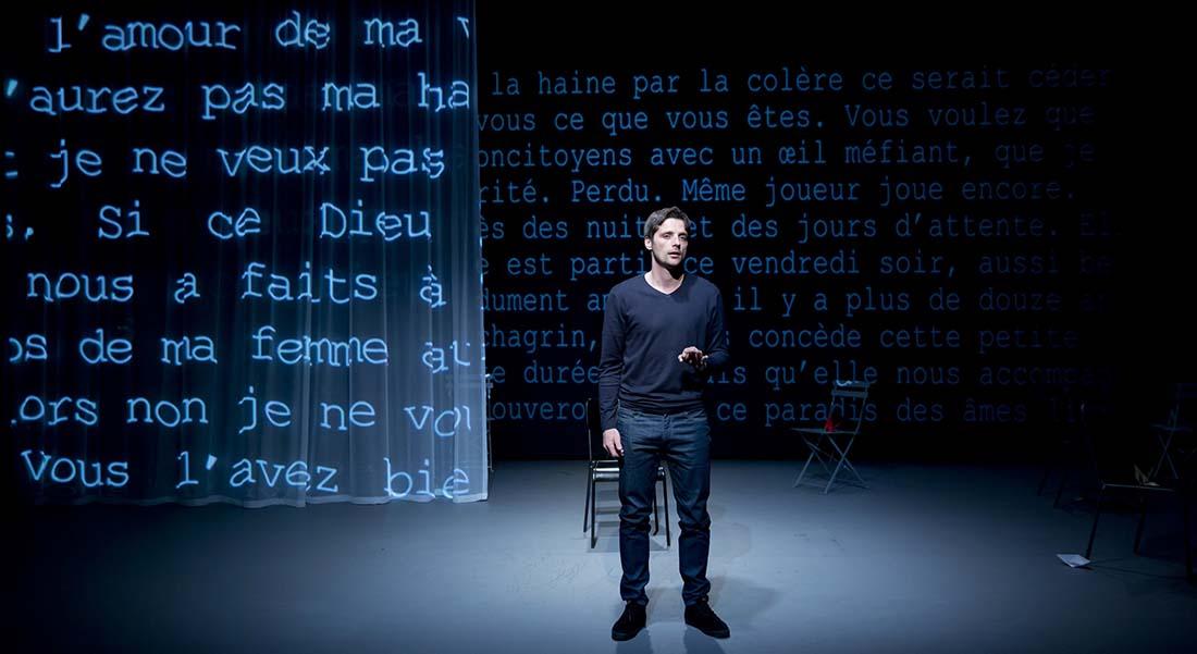 Vous n'aurez pas ma haine - Critique sortie Théâtre Paris Théâtre du Rond-Point