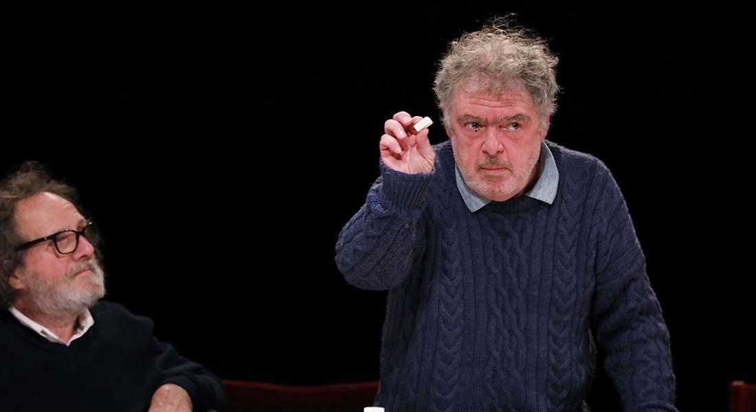 Cherchez la faute ! - Critique sortie Théâtre Paris theatre de l'aquarium