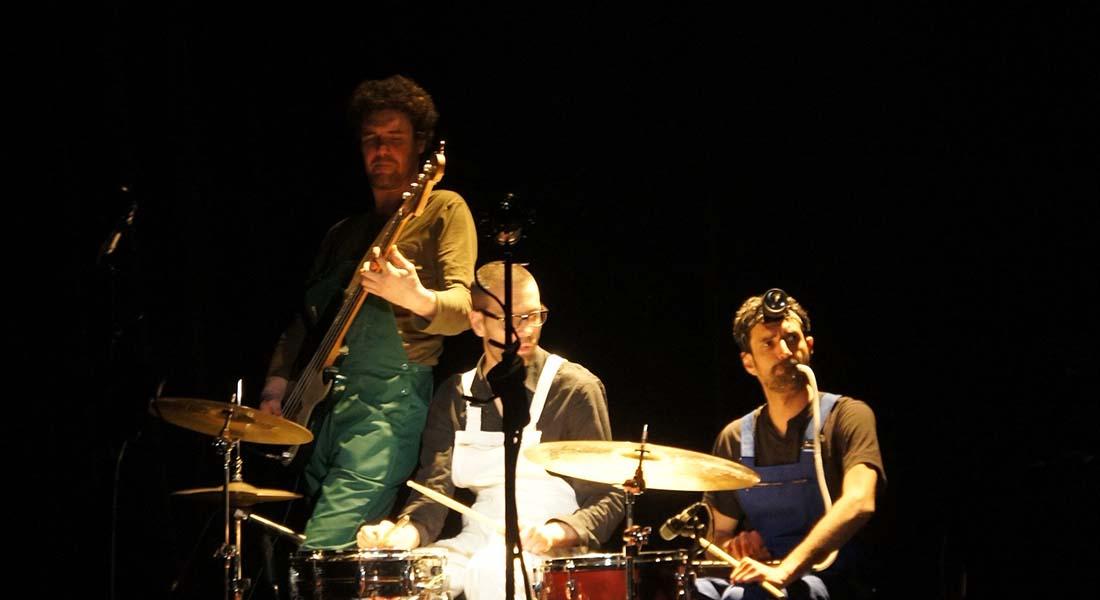 O(H)M, Triturateur sonique - Critique sortie Jazz / Musiques Pantin La Dynamo de Banlieues bleues