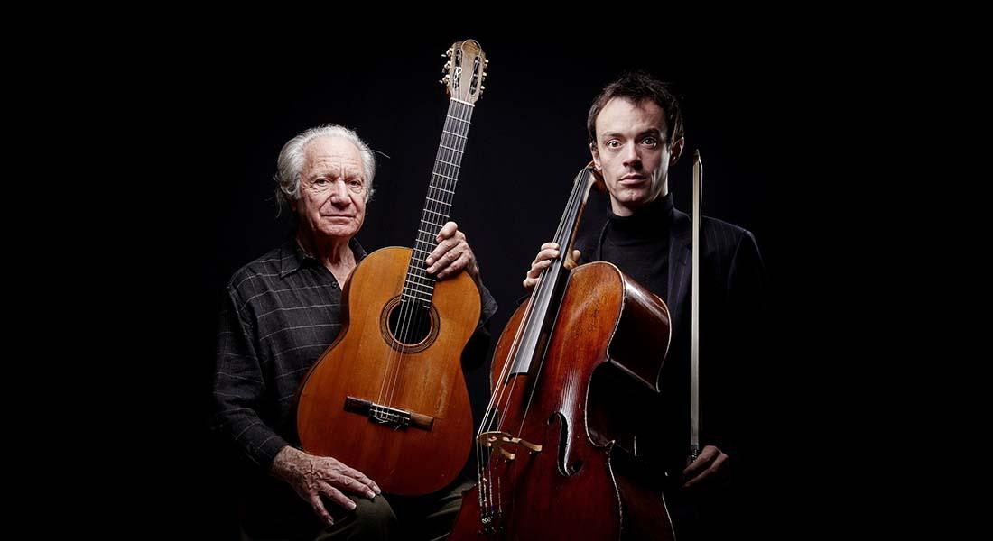 Pedro Soler & Gaspar Claus - Critique sortie Jazz / Musiques Nanterre Maison de la musique de Nanterre
