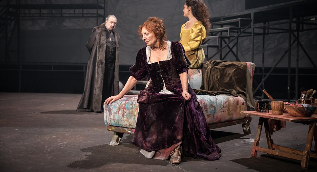 Tableau d'une exécution - Critique sortie Théâtre Paris Théâtre du Rond-Point