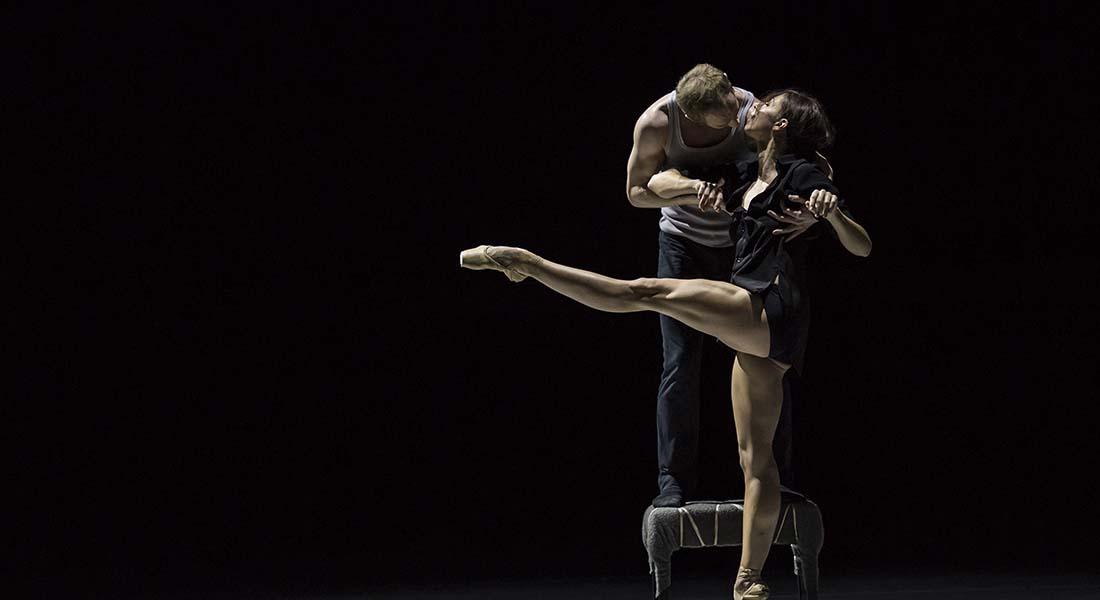 Les Ballets de Monte-Carlo - Critique sortie Danse Saint-Quentin-en-Yvelines Le Théâtre