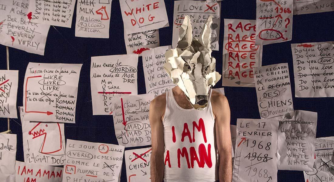 White Dog - Critique sortie Théâtre Paris Le Mouffetard