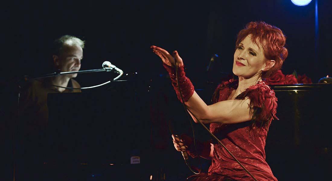 Anne Peko « Ma Cantate à Barbara » - Critique sortie Jazz / Musiques Paris Théâtre des Variétés