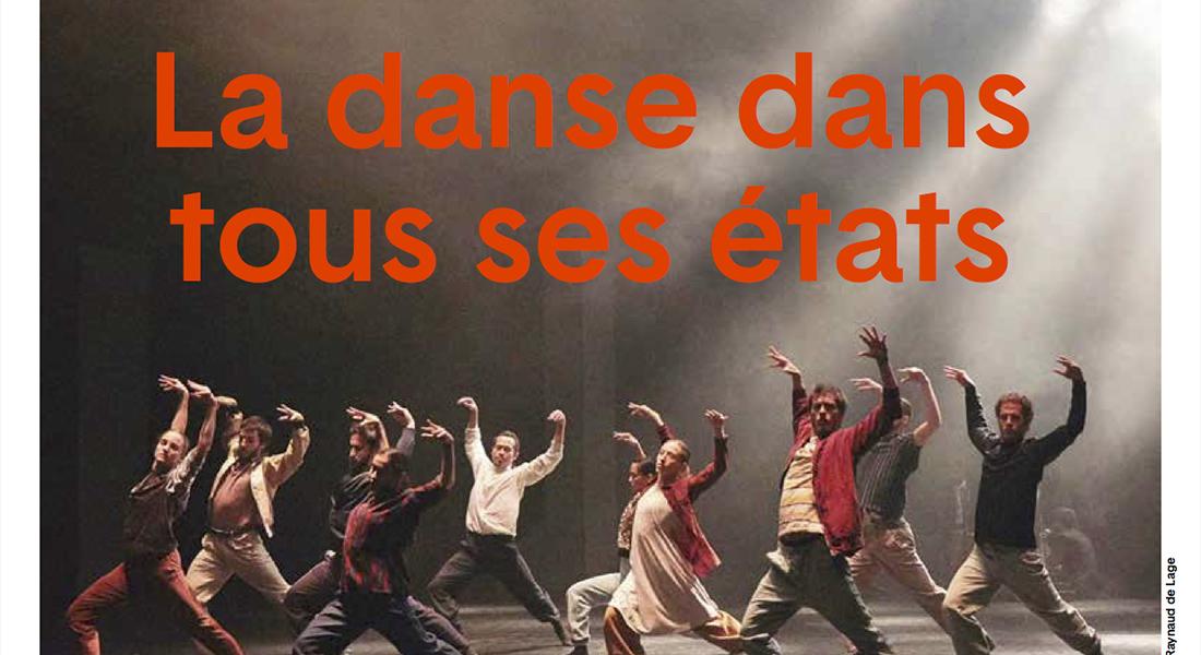 LA DANSE DANS TOUS SES ETATS - Critique sortie Danse Paris La Terrasse