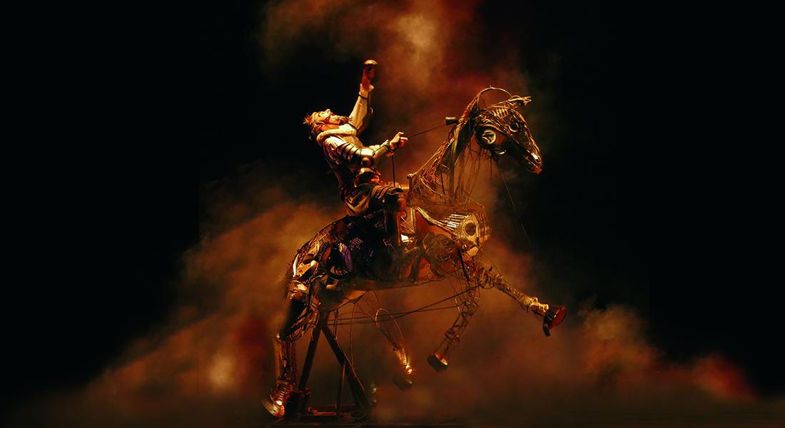 Don Quichotte - Critique sortie Théâtre Lieusaint La Marge