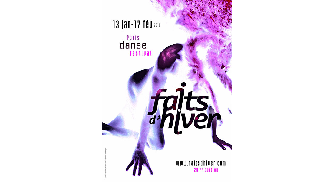 Les 20 ans de Faits d'Hiver - Critique sortie Danse Paris Micadanses - Maison du festival