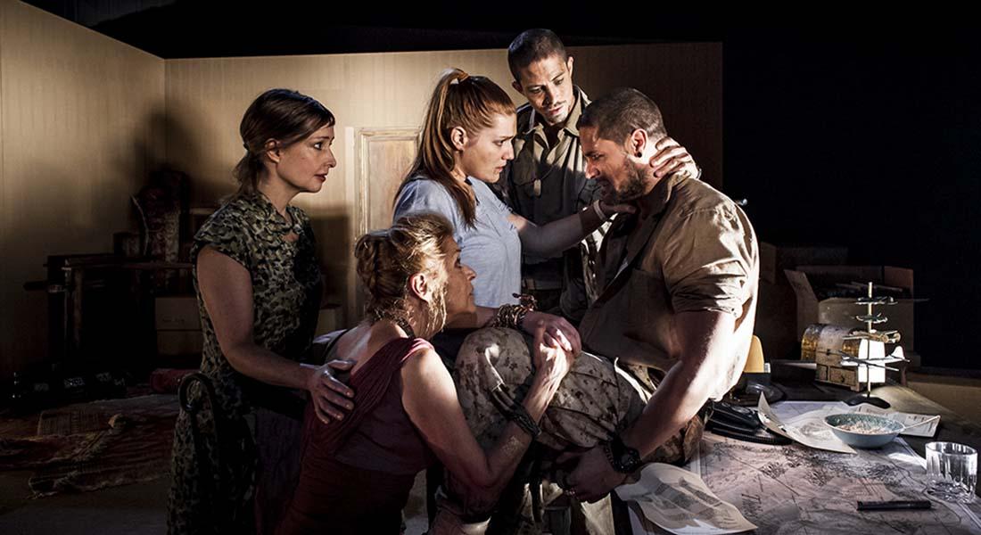 Frères Ennemis (La Thébaïde) - Critique sortie Théâtre Renens-Malley TKM - Théâtre Kléber-Méleau
