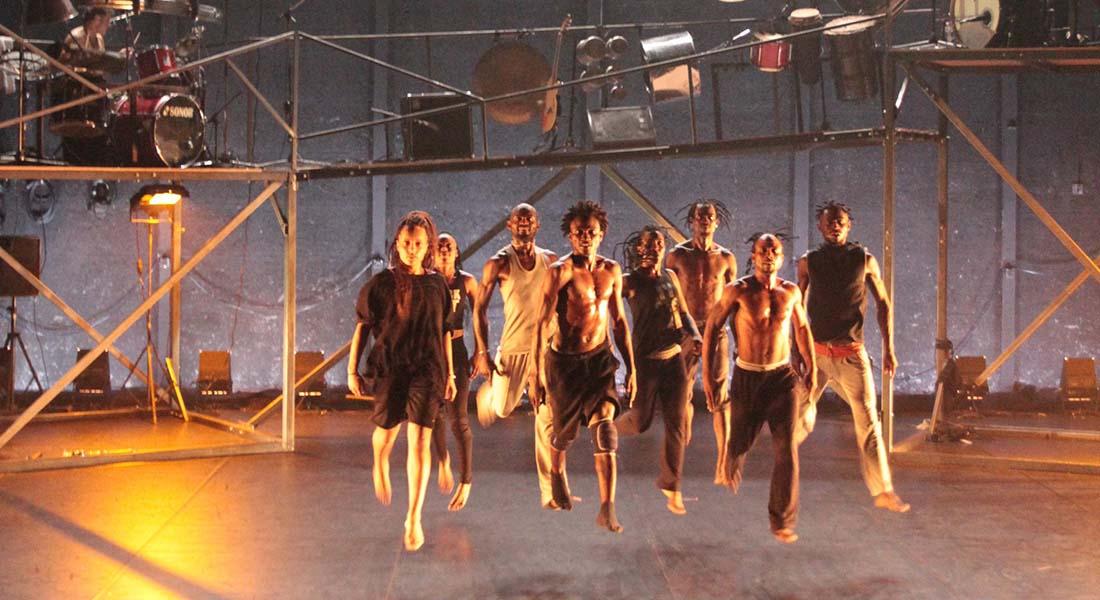 Monstres – On ne danse pas pour rien - Critique sortie Danse Villejuif Théâtre Romain Rolland