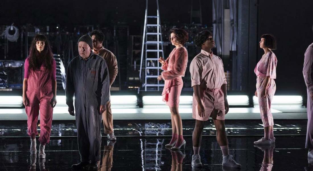 Moscou Paradis - Critique sortie Classique / Opéra Paris Athénée-Théâtre Louis-Jouvet