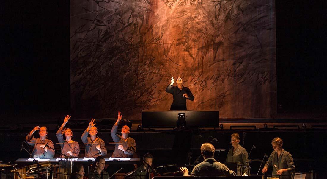 Only the Sound remains - Critique sortie Classique / Opéra Paris Palais Garnier
