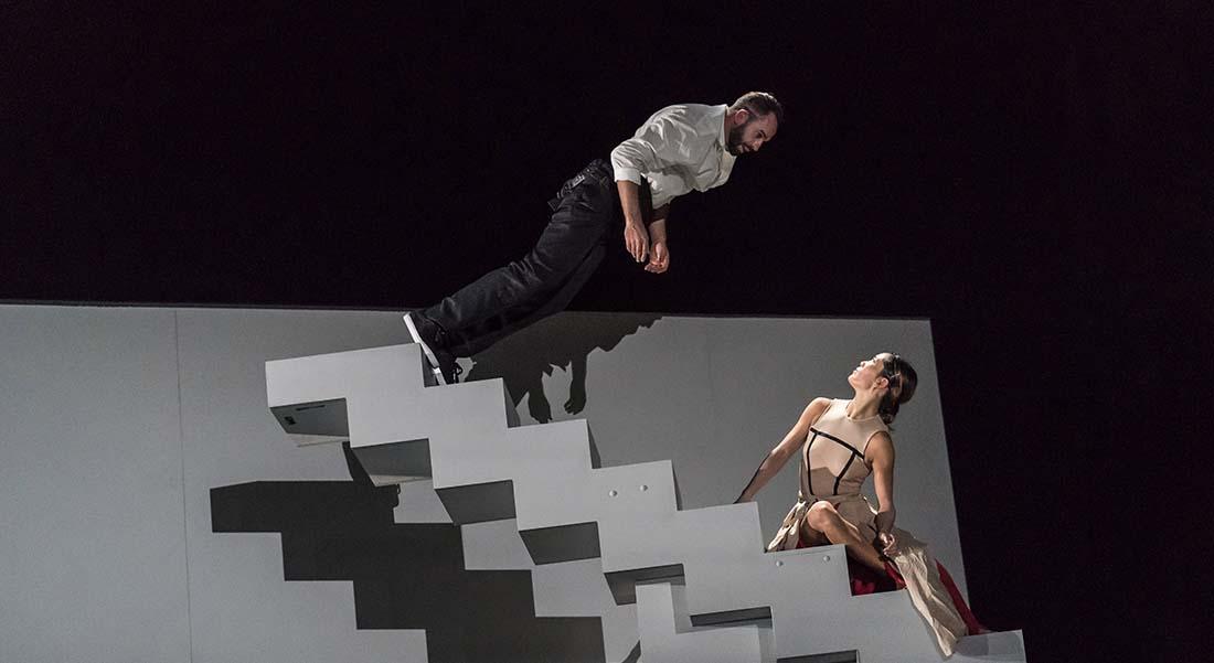 Dystopian Dream - Critique sortie Danse Paris Théâtre de la Ville - Espace Pierre Cardin