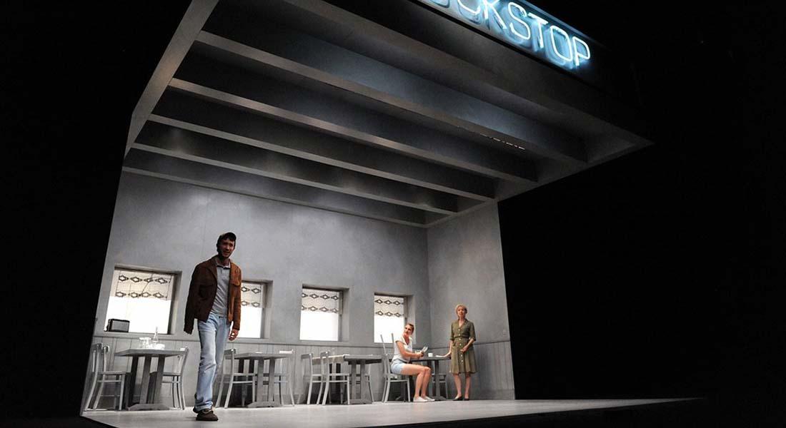 Truckstop - Critique sortie Théâtre SAINT ETIENNE Comédie de Saint-Etienne